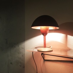3D printer files BOLETE / bedside lamp, cisardom
