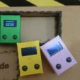 Free stl files Arduino Attiny Arcade, CircuitoMaker