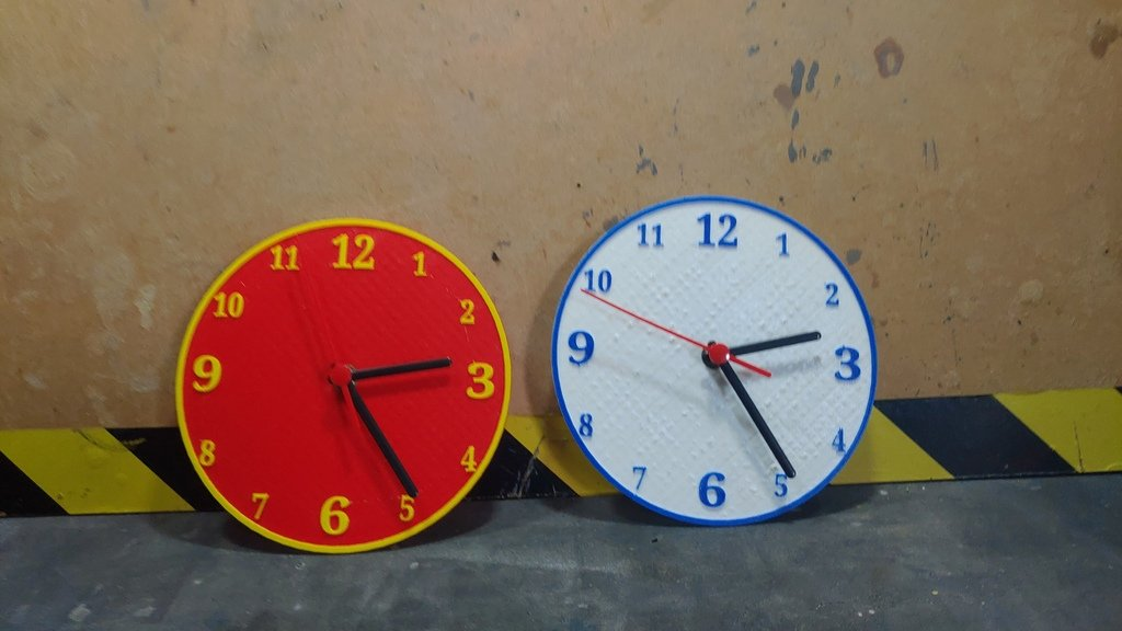 a3b8558c0bfd963bf0cf7c1f46082b39_display_large.jpg Download free STL file Relógio Clock • 3D printable design, CircuitoMaker