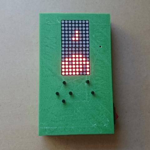 Free STL Game Tetris, CircuitoMaker