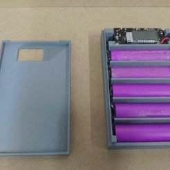 P_20201116_154003.jpg Télécharger fichier STL gratuit Banque d'électricité • Modèle imprimable en 3D, CircuitoMaker