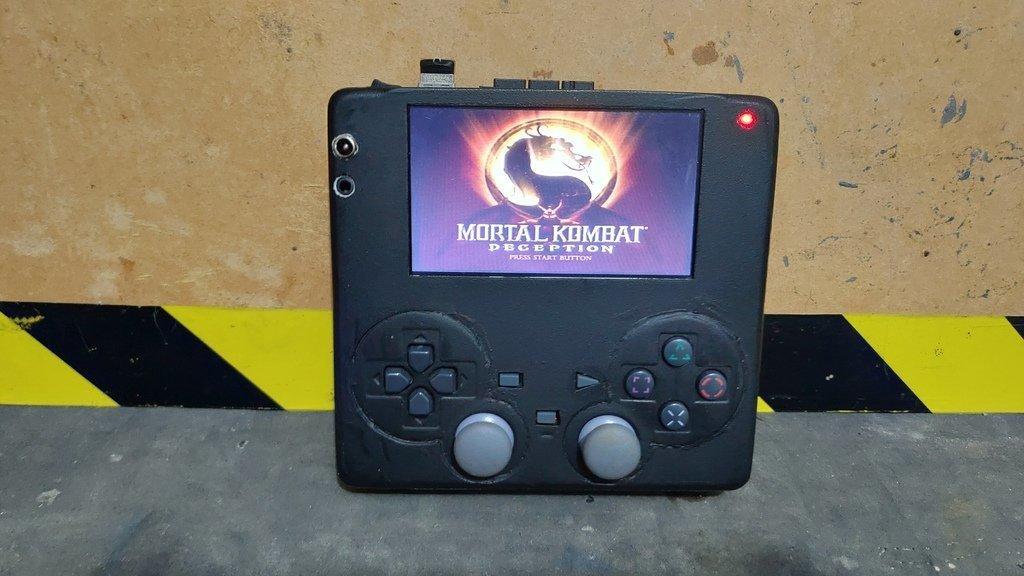 5024ff7901ac426e1d14ca6625e9109f_display_large.jpg Télécharger fichier STL gratuit PS2 PlayStation 2 • Objet à imprimer en 3D, CircuitoMaker