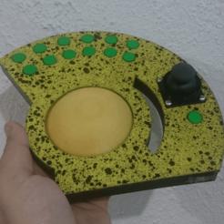 Free Teclado Gamer 3D model, CircuitoMaker