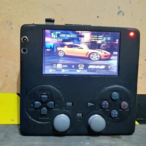 a5aa8cec77428c72e5a05cc3a197bf53_display_large.jpg Télécharger fichier STL gratuit PS2 PlayStation 2 • Objet à imprimer en 3D, CircuitoMaker