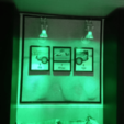 Capture d'écran 2018-02-19 à 14.17.35.png Download free STL file Luminária de parede • Object to 3D print, CircuitoMaker