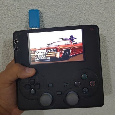 Free 3D printer designs PS2 PlayStation 2, CircuitoMaker