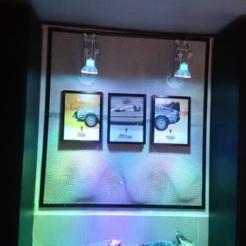 Descargar archivo 3D gratis Luminária de parede, CircuitoMaker