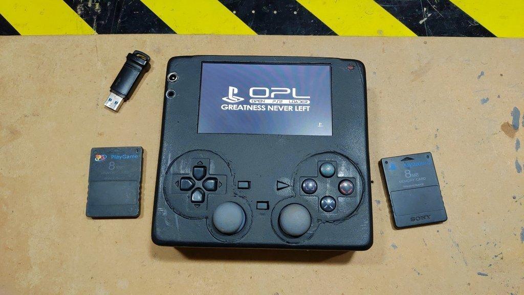 f3e815ba3d5d2ee57bf985e6c0af3e65_display_large.jpg Télécharger fichier STL gratuit PS2 PlayStation 2 • Objet à imprimer en 3D, CircuitoMaker