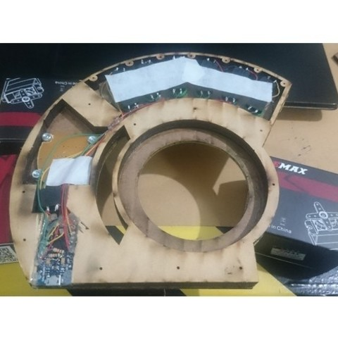 4ccd8a3088309b8114fff654420e6db5_preview_featured.jpg Download free STL file Teclado Gamer • Model to 3D print, CircuitoMaker
