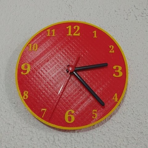 719dc62d29e1ac590c8ea6bac926c154_display_large.jpg Download free STL file Relógio Clock • 3D printable design, CircuitoMaker