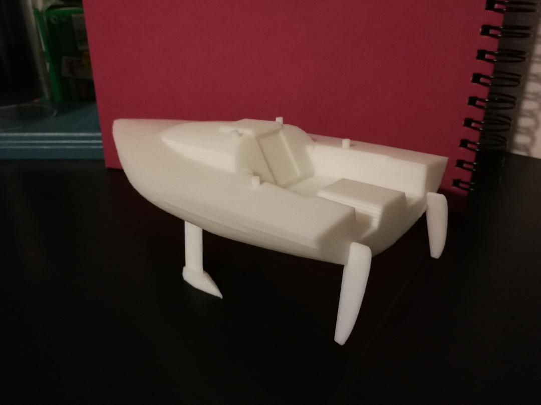 Voilier.jpg Download free STL file Sailing boat (bateau) • Model to 3D print, Deun44