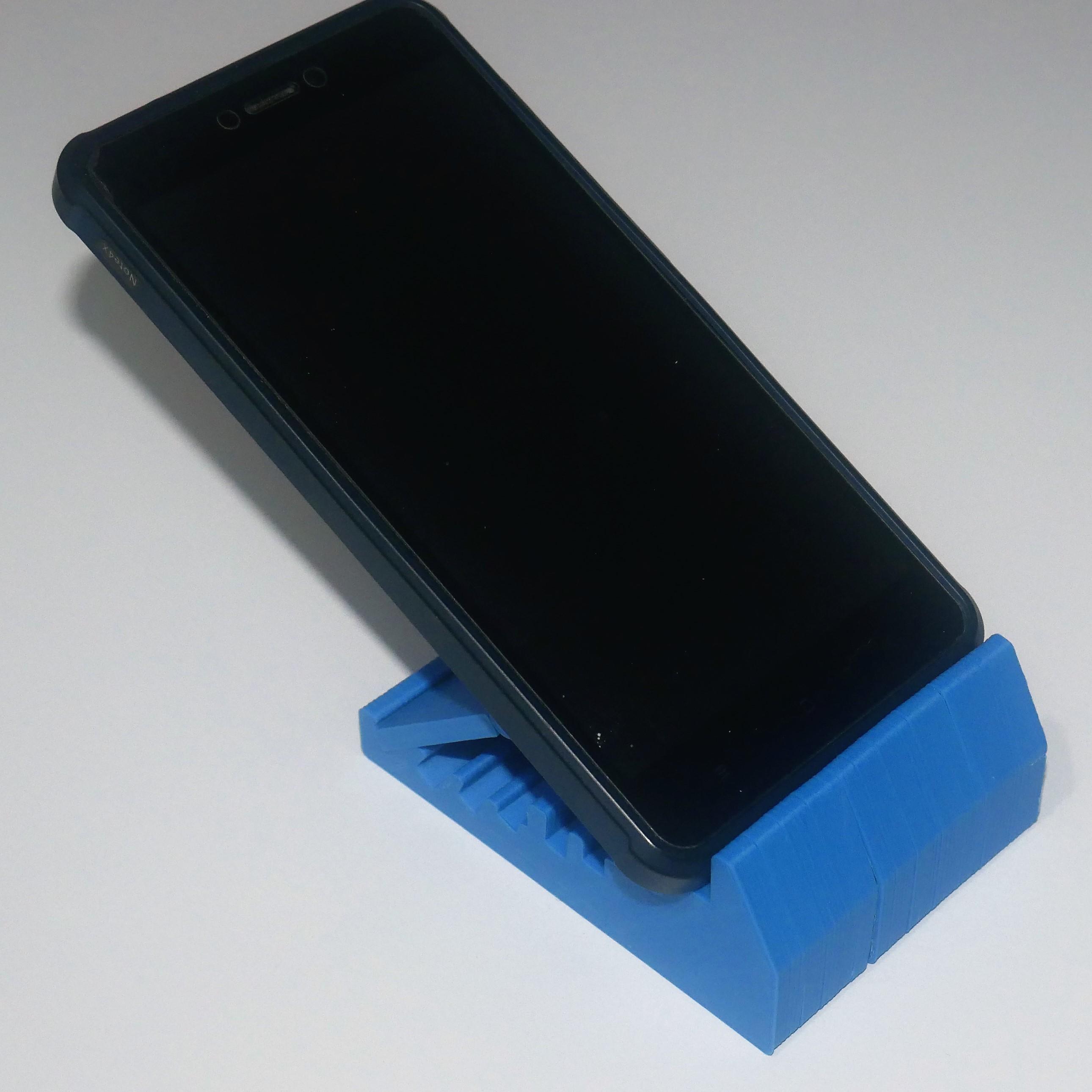 P1000526.JPG Download STL file Adjustable Device Holder[LIFE HACK] • 3D printable design, 3DKSTRO