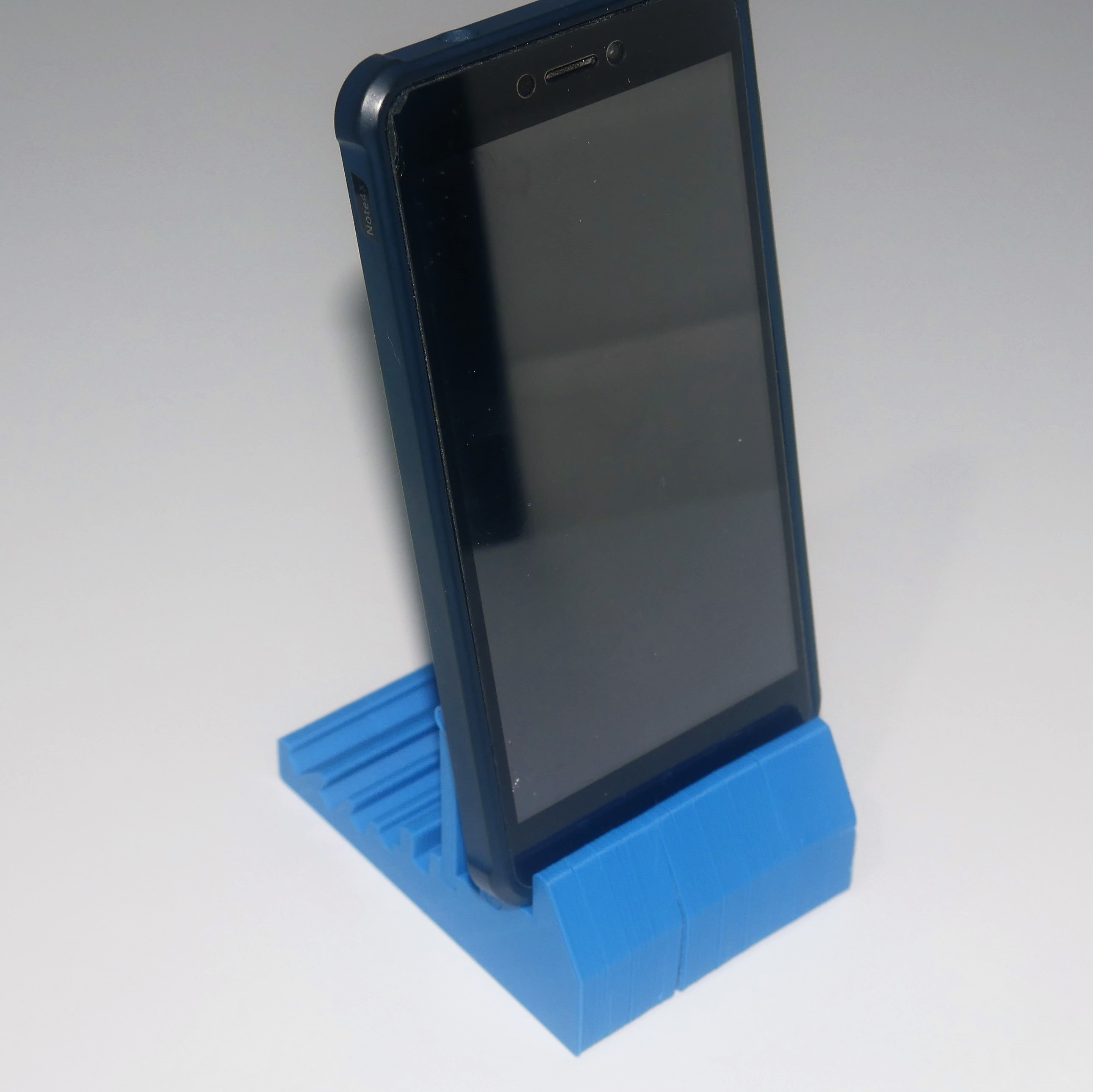 P1000520.JPG Download STL file Adjustable Device Holder[LIFE HACK] • 3D printable design, 3DKSTRO