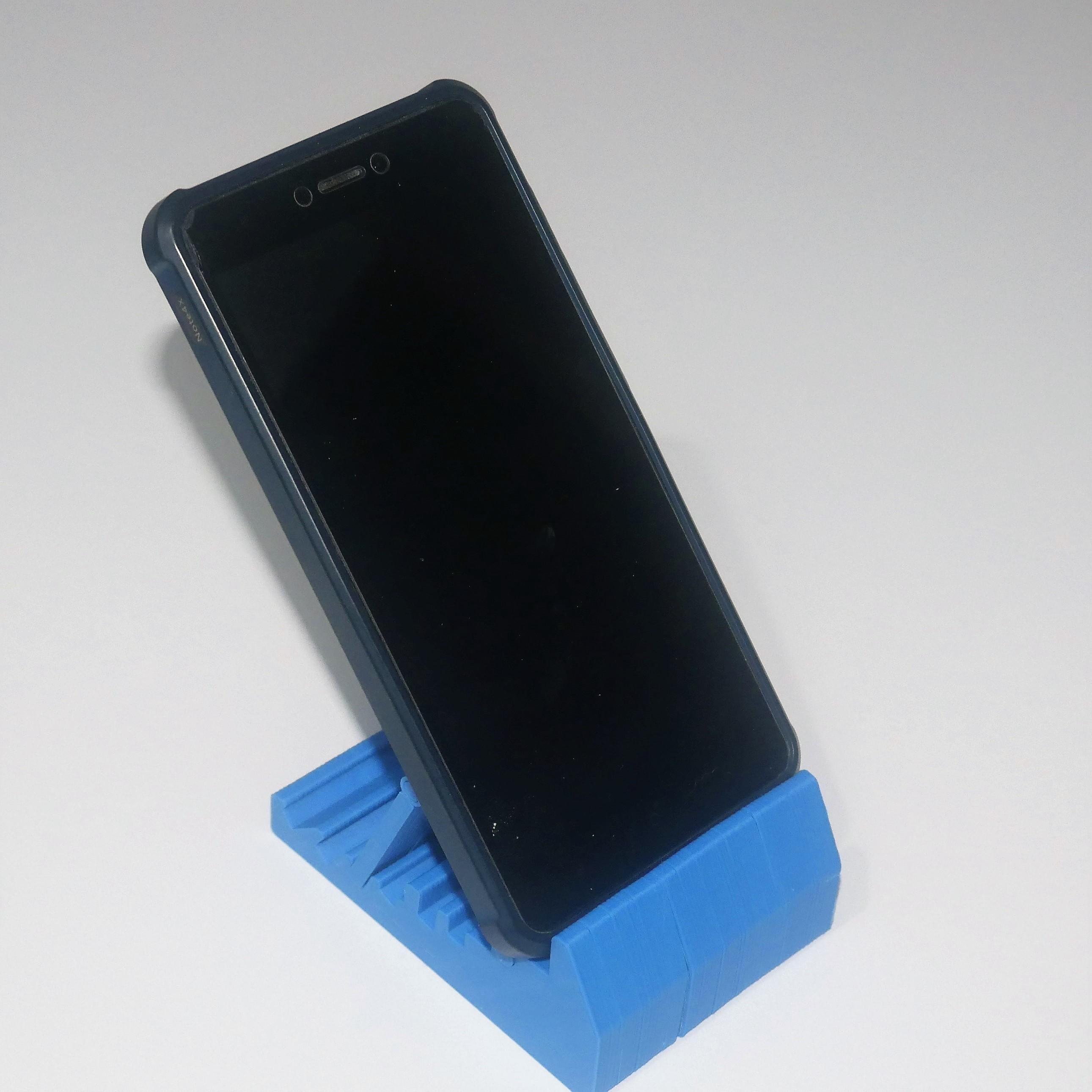 P1000523.JPG Download STL file Adjustable Device Holder[LIFE HACK] • 3D printable design, 3DKSTRO