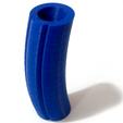 Download 3D printer designs Shopping Bag Handle [Life Hack], 3DKSTRO