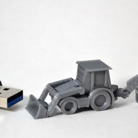 bakho1.jpg Télécharger fichier STL gratuit Rétrocaveuse • Objet à imprimer en 3D, MakeItWork