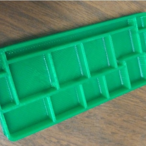 fac4ef5554f69012fe38d2f1d4e245a6_preview_featured-1.jpg Download free STL file iPhone repair tray • 3D printer design, MakeItWork