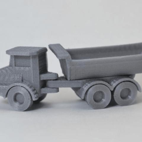 Capture d'écran 2018-03-13 à 17.57.13.png Download free STL file Articulated Dump Truck • Design to 3D print, MakeItWork