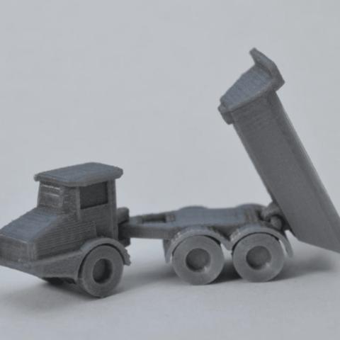 Capture d'écran 2018-03-13 à 17.56.50.png Download free STL file Articulated Dump Truck • Design to 3D print, MakeItWork