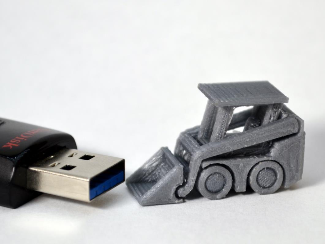 skidsteer1.jpg Download free STL file Skid steer • Template to 3D print, MakeItWork