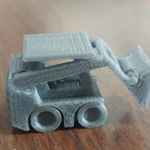 skid2.jpg Download free STL file Skid steer • Template to 3D print, MakeItWork
