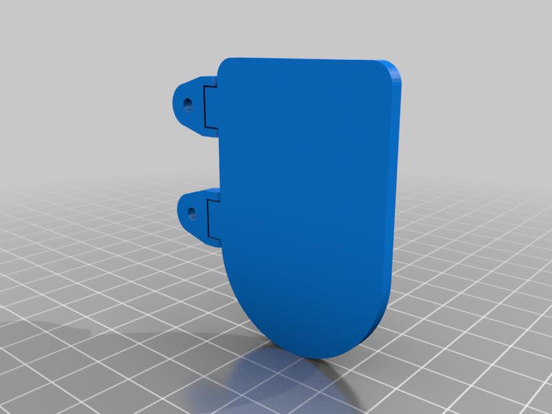 door.png Download free STL file Castle door • 3D printing template, MakeItWork