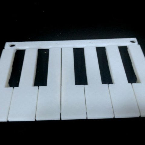 10fb15c77258a991b0028080a64fb42d_display_large.jpg Download free STL file replacement keys for Mini piano • Object to 3D print, MakeItWork