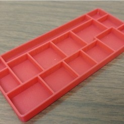 Download free STL file iPhone repair tray • 3D printer design, MakeItWork