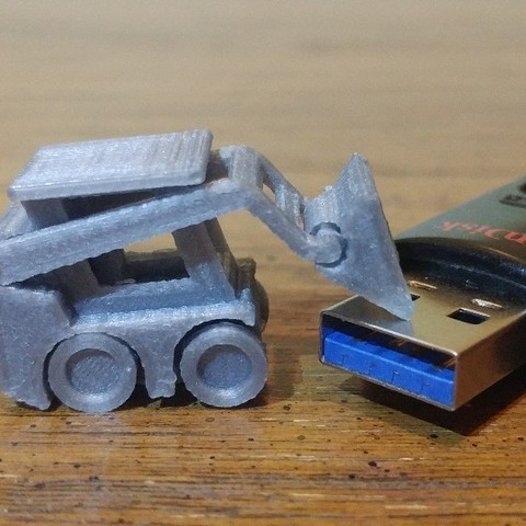 skid5.jpg Download free STL file Skid steer • Template to 3D print, MakeItWork