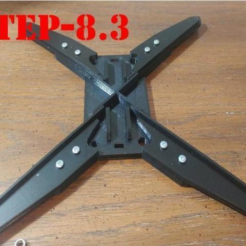 a4e6124a5d700b127ab75ed25fe6df5f_preview_featured.jpg Download free OBJ file TEVO Tarantula Bed Mount • 3D printing template, MakeItWork