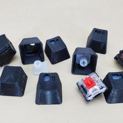 Impresiones 3D gratis Tapa de llave, MakeItWork