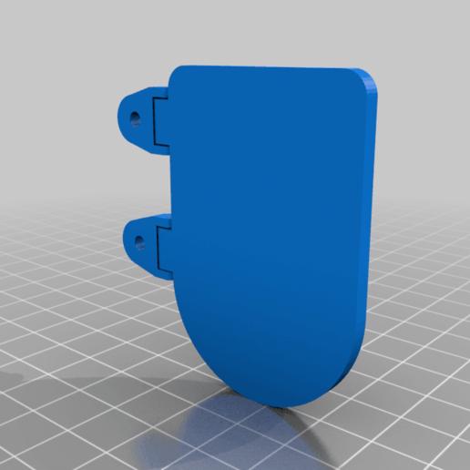 door2_looser_tolerance.png Download free STL file Castle door • 3D printing template, MakeItWork