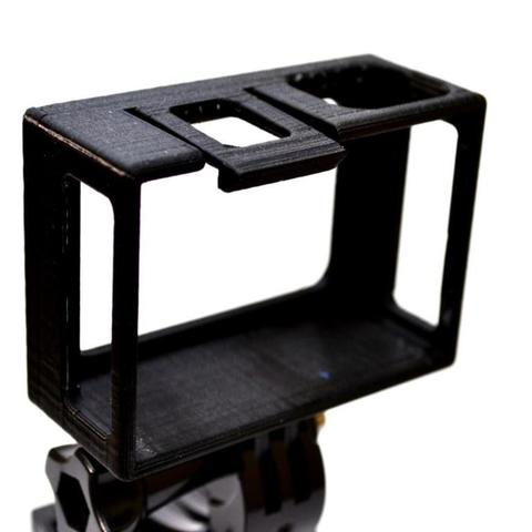f99687dd719c4e8bc6a39e946c3d9ef7_display_large.jpg Download free OBJ file SJCAM Mount • Design to 3D print, MakeItWork