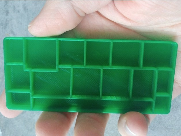 135007e7085979a7d5b41ce54c0e54d7_preview_featured-1.jpg Download free STL file iPhone repair tray • 3D printer design, MakeItWork