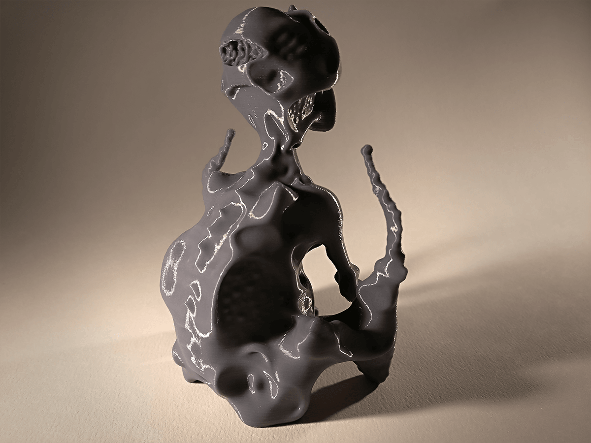 HMN_2.png Download free STL file His Master's Noise statuette • 3D printing design, sandpiper