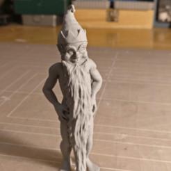 Elf1.png Download STL file Nude Elf • 3D printing design, sandpiper