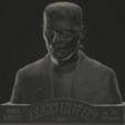 STL Frankenstein's monster, sandpiper