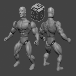 file_75c7234995_original.png Download free STL file 5.5 3D HE Barbarian - Magnet Version • 3D printable template, emboyd