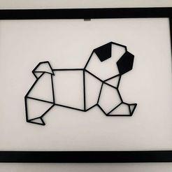 pug-sculpture-2d-3d-model-stl.jpg Download GCODE file pug sculpture 2D 3D print model • Template to 3D print, renatoknob