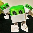 Download free STL file Otto DIY build your own robot, cparrapa