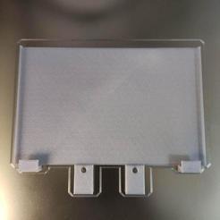 Descargar archivos STL gratis Tableta de soporte Fanatec (Mi pad2), xerbar
