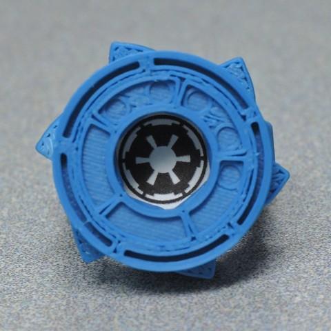 Imperial_cr.jpg Download free STL file Hidden Symbol Iris Ring • 3D printer model, potentprintables