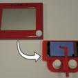 Free STL files Cell Phone Sketcher, potentprintables