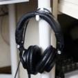 Télécharger fichier STL gratuit Crochet de casque pour tuyau de 40mm, necobut