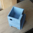 Download free 3D printing templates Ruins Planter 1, necobut