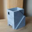 Free 3D model Ruins Planter 1, necobut