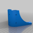 Download free 3D print files kossel anycubic plus bed 240mm, KijoT
