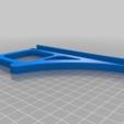 Download free 3D printing designs Refuerzo impresora zonestar P802C Square reinforcement, KijoT