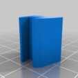 Download free 3D print files Shock absorber for methacrylate 7mm Damper, KijoT