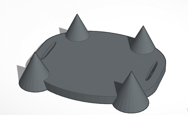 sole1.png Download free STL file Sole Grips (Ice) • 3D printable object, excupid